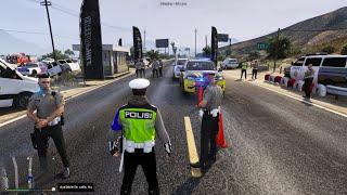 Razia Maling Motor Sampai Kocar Kacir! GTA 5 Mod Polisi Indonesia
