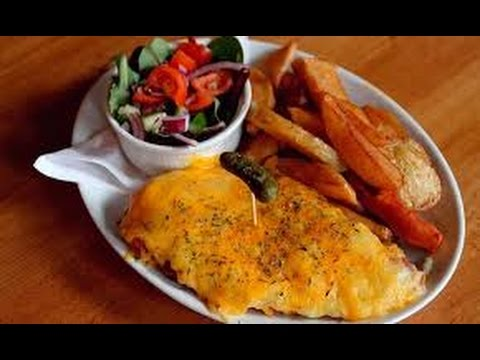 Teesside Chicken Parmo good idea for your lunch