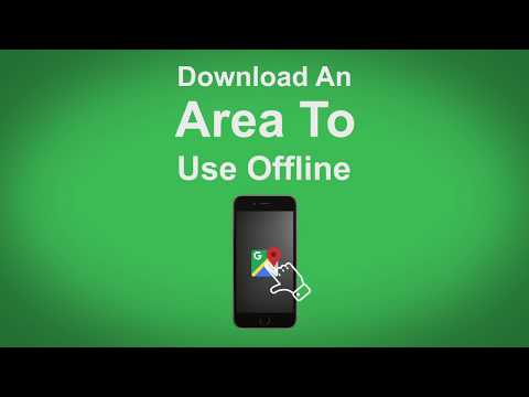 Google Maps   Download An Area To Use Offline