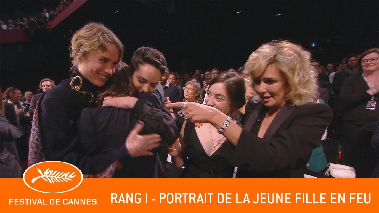 PORTRAIT DE LA JEUNE FILLE EN FEU - Rang I - Cannes 2019 - VO