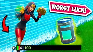 WORLDS UNLUCKIEST PLAYER EVER!! – Fortnite Funny Fails and WTF Moments! #682
