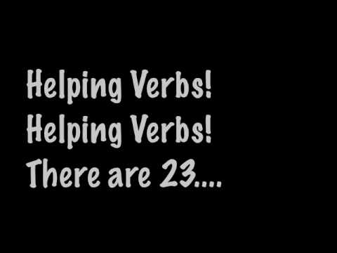 HelpingVerbsSong
