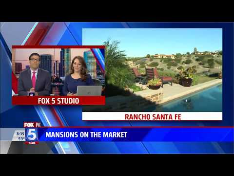 Fox 5 News Features 8092 Doug Hill in Mansions on the Market