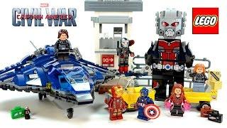 LEGO Marvel Super Heroes Captain America: Civil War