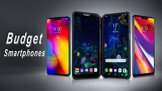 Top 5 Best Budget Smartphones 2017 !!!