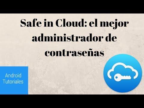 Safe in Cloud: el mejor administrador de contraseñas