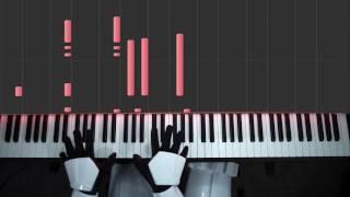 STAR WARS - The Last Jedi Trailer Theme (Piano Cover) [medium]