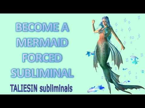 🌬 Become a Mermaid Forced Subliminal 🌬