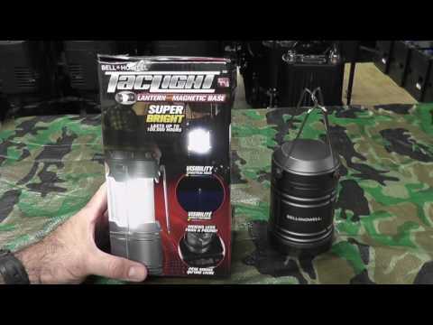 Bell + Howell Taclight Lantern