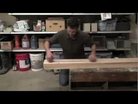 Building the Choy Li Fut Wooden Dummy