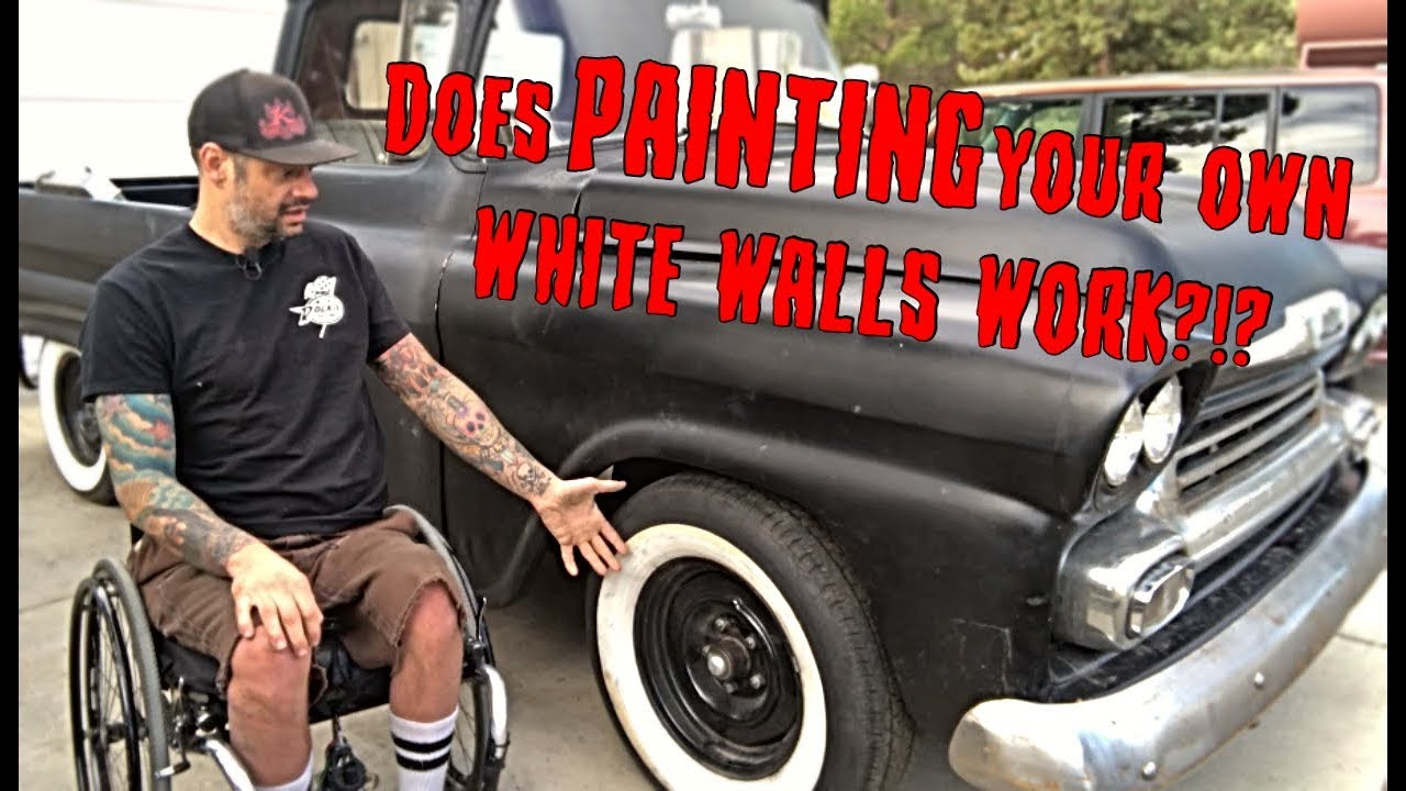 Does using PAINT to make WHITE WALLS actually WORK!!