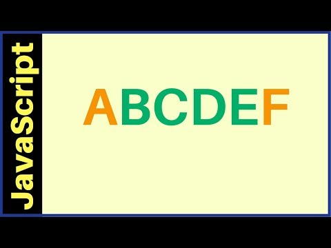 Javascript - How To Remove Char From The Beginnig Or The End Of A String In JS [ with source code ]