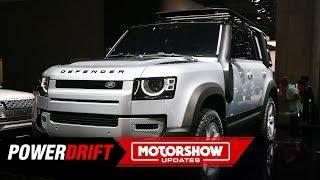 New Land Rover Defender: Legend reborn : IAA 2019 : PowerDrift