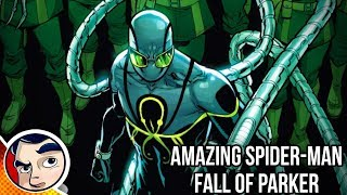 Spider man the Fall Of Peter Parker Legacy Complete Story