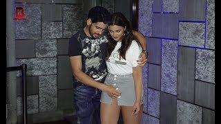 Download Siddharth Malhotra Praises Parineeti Chopra's New Dress New Looks At WRAP UP PARTY OF JABARIYA JODI Video