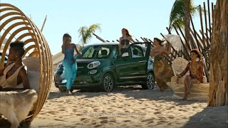 10 Funny Fiat 500 USA Commercials
