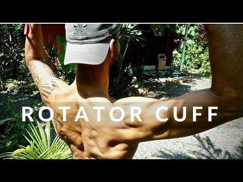 Strengthen Rotator Cuff, Traps, and Rear Delts all with 1 exercise (Face Pull)