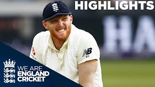 Pakistan Dominate Day 1 At Lord's: England v Pakistan 1st Test 2018 - Highlights