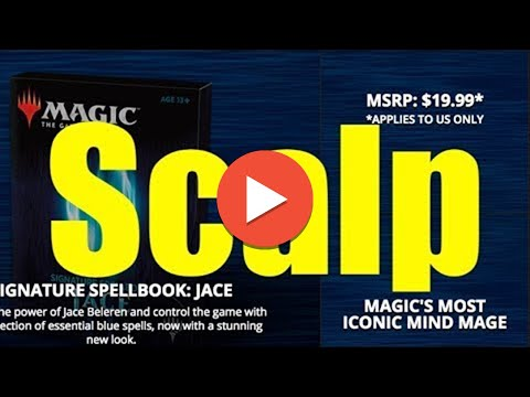Scalping $45.99 Signature Spellbook Jace $$$