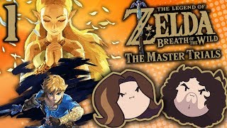 Breath of the Wild: The Master Trials: Oh, Sweet Deku Tree - PART 1 - Game Grumps
