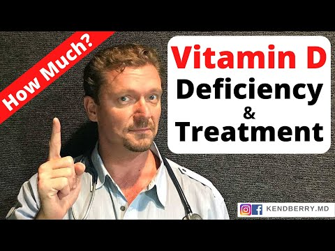 Vitamin D Deficiency and Treatment: Which and How Much?