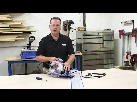 Kreg Accu-Cut™ Tip: Remove and Reinstall Your Saw Simply