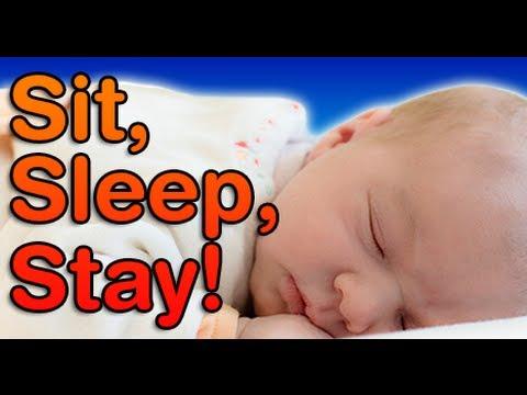 Sleep Training (Round 2) - Ferber Method & the 4 B's