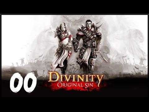 Divinity: Original Sin [00] Вступление и Создание Персонажей