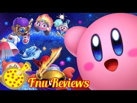 Fnu Reviews: Kirby Star Allies