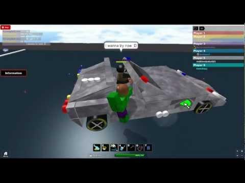 roblox build and race : Mercedes MClaren SLK : thiducquang