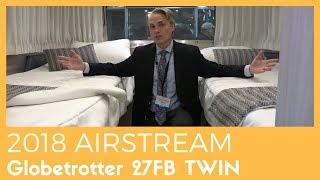 2018 Airstream Globetrotter   Haydocy Airstream & RV Videos