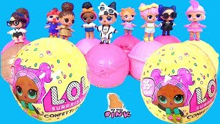 #ЛОЛ Confetti Pop Lol Suprise Series 3 КУКЛЫ ЛОЛ | МАЙ ТОЙС ПИНК #ad