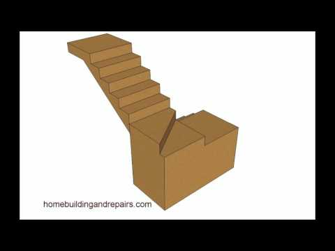 Original Stair Landing Design Modification Problems – Remodeling And Home Renovation Tips