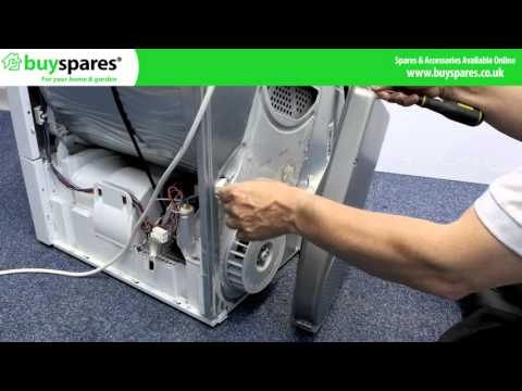 How to Replace a Tumble Dryer Heater (Hotpoint or Indesit)
