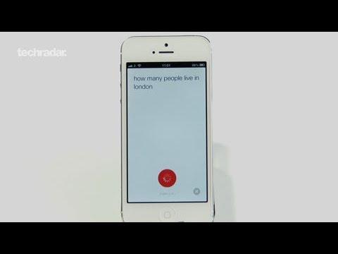 Google Search App iOS 6 vs Siri iOS 6 iPhone 5 Test Comparison