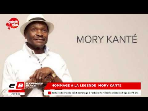 GRAND HOMMAGE À MORY KANTE