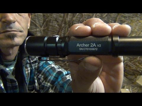 ThruNite, Archer 2A V2, Flashlight Review