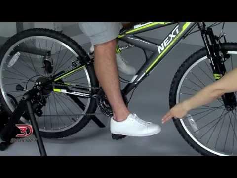 Fitting Your Men's Mountain Bike