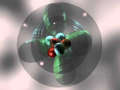 3D Atom Quantum model v1