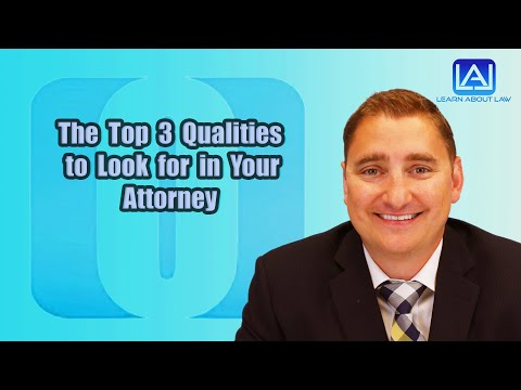 How to Pick a Lawyer: Top 3 Qualities to Look for in Your Attorney