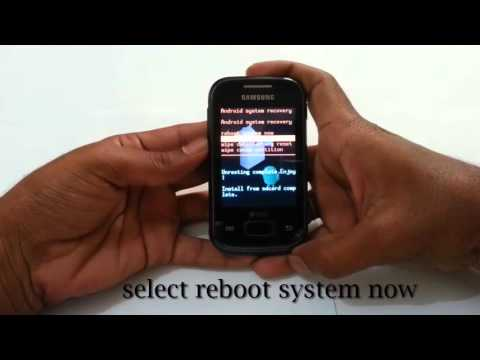 how to unroot galaxy y duos lite gt-s5302