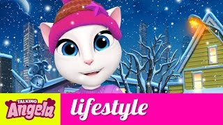 Talking Angela – Perfect Winter Day