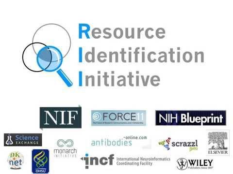 Resource Identification Initiative