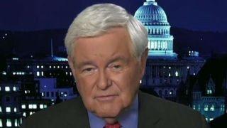 Gingrich talks Trump