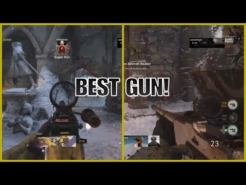 The *BAR* is still the BEST Gun In Call Of Duty WW2