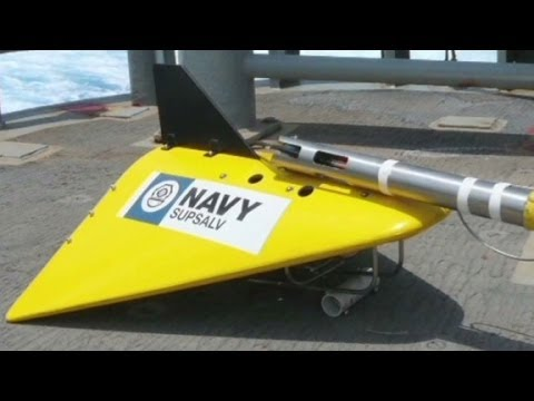 Rare look into Towed Pinger Locator facility