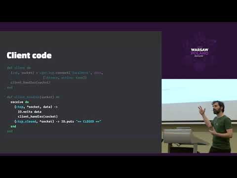 Going low level with TCP sockets and :gen_tcp - Orestis Markou - ElixirConf EU 2018