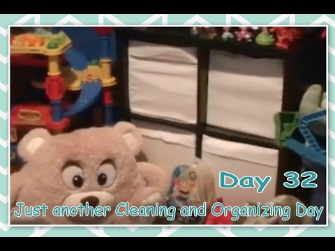 Just another Cleaning and Organizing Day - Daily Vlogging (Feb 1, 2017)