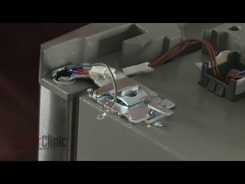 LG Refrigerator Upper Right Door Hinge Replacement AEH74216502