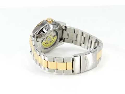 646-097 Invicta Disney® 40mm Pro Diver Limited Edition Automatic Bracelet Watch w/ 3-Slot Dive Case